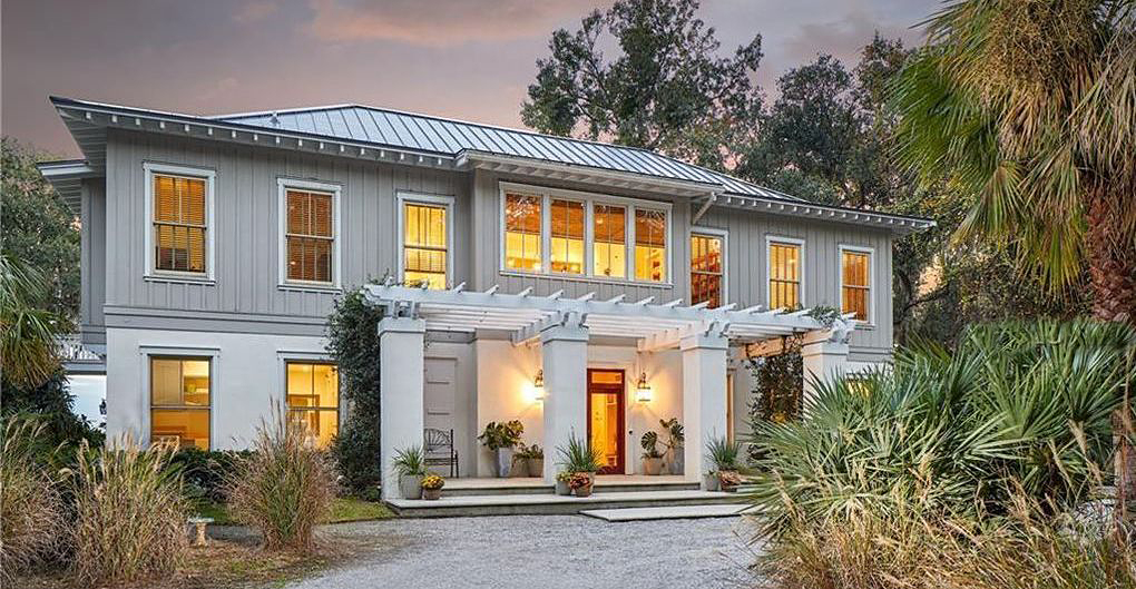 Colleton River Residence on 3.05 Acres lists in South Carolina for $2.75M (PHOTOS)