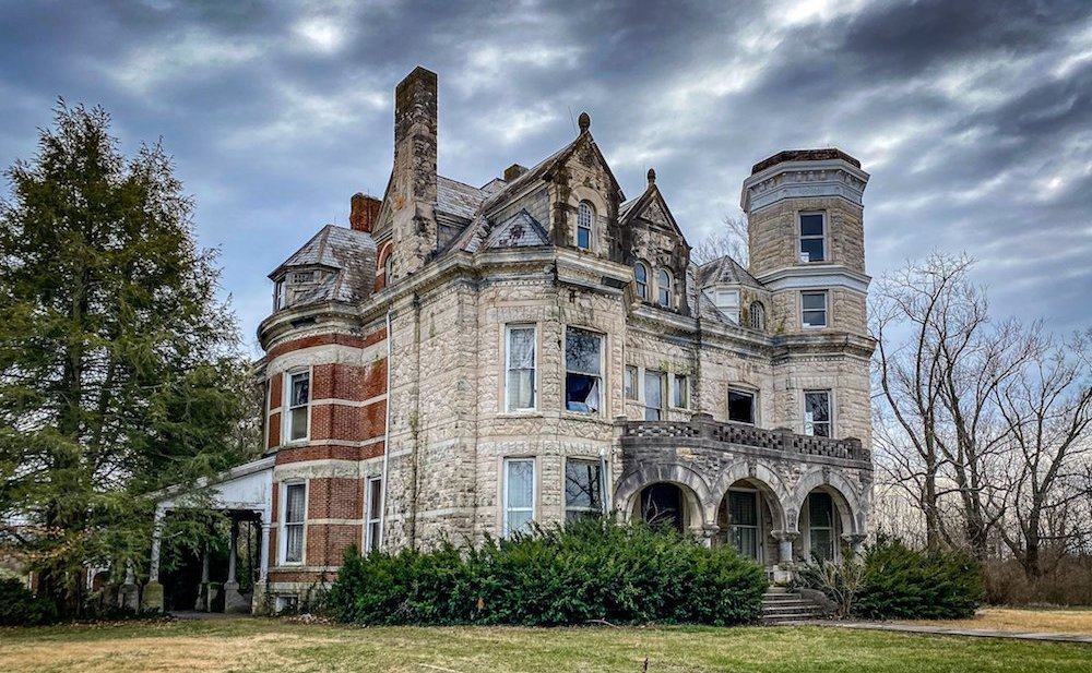Abandoned Mooreland Mansion in Kentucky Sells for $78K (PHOTOS)