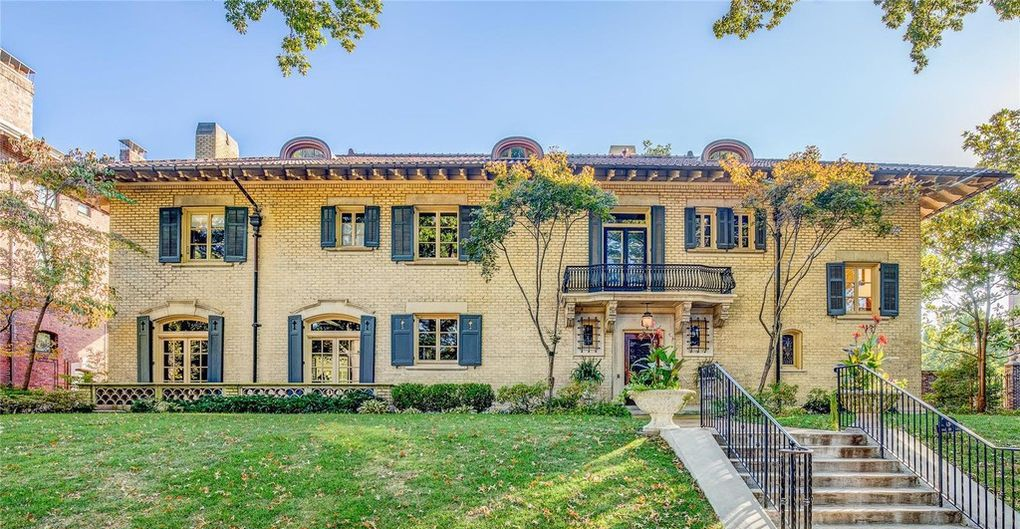 c.1914 Mediterranean Revival-Style Home Sells for $1.1M in Saint Louis (PHOTOS)