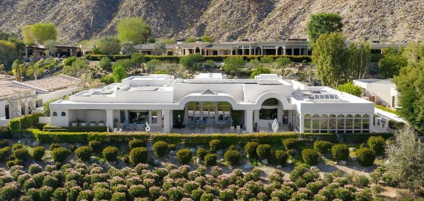 Custom 7,200 Sq. Ft. Home in The Vintage Club lists in Indian Wells for $4.5M (PHOTOS)