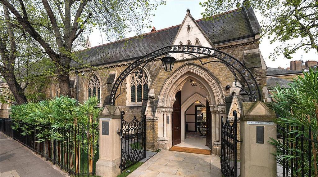 Grade II Listed Converted St. Saviours House Reduced to £44M in Knightsbridge, London (PHOTOS)