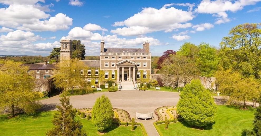 c.1730 Seafield House on 80 Acres in Dublin, Ireland asks €10M (PHOTOS)