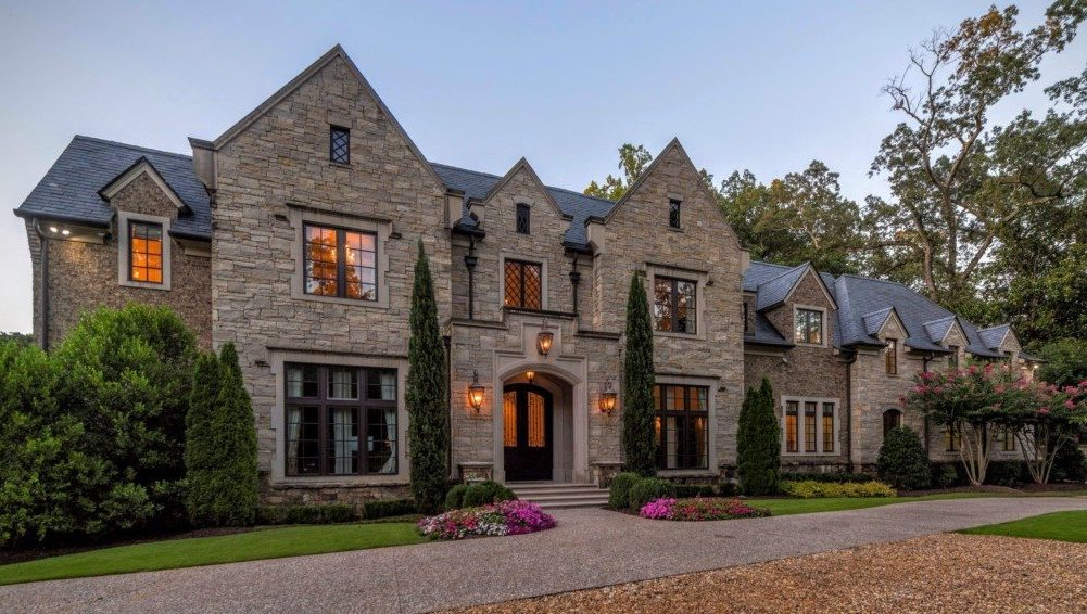 Newly Renovated 18,200 Sq. Ft. Buckhead Mansion with Model Train Room lists for $9M (PHOTOS)