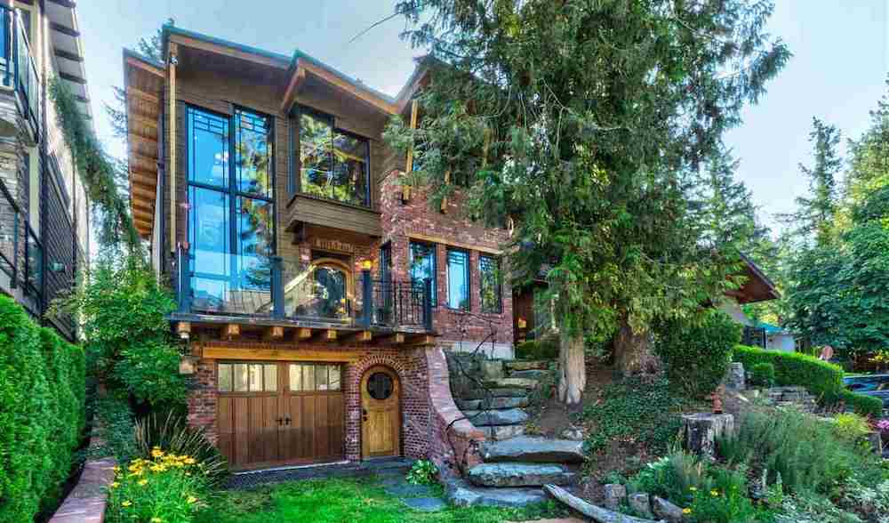 Landmark Hobbit House lists in Cultus Lake for $1.55M CAD (PHOTOS)