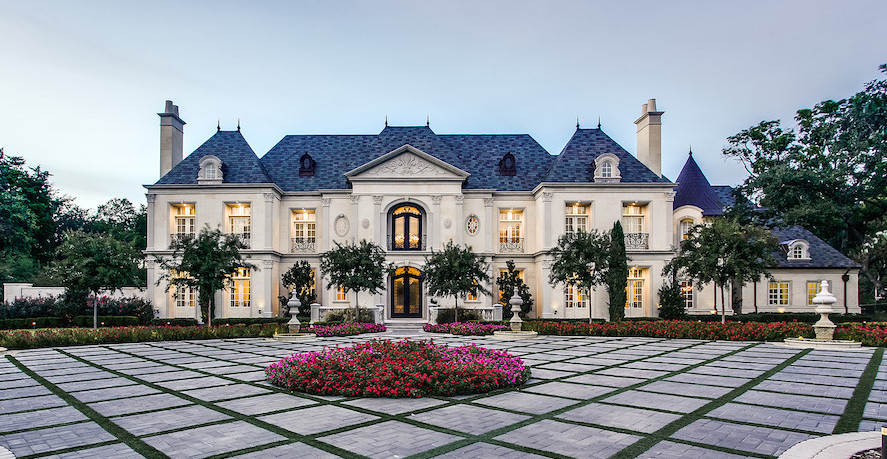 16,000 Sq. Ft. French Renaissance Mansion in Dallas, TX Reduced to $9M (PHOTOS)