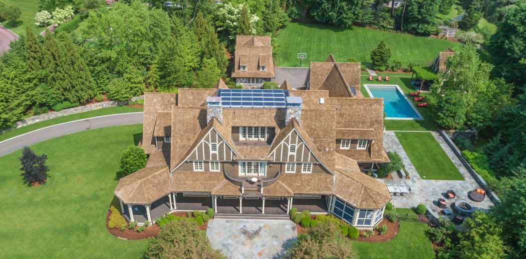 New England Shingle Style Residence by Austin Patterson Disston Sells for $8.4M (PHOTOS)