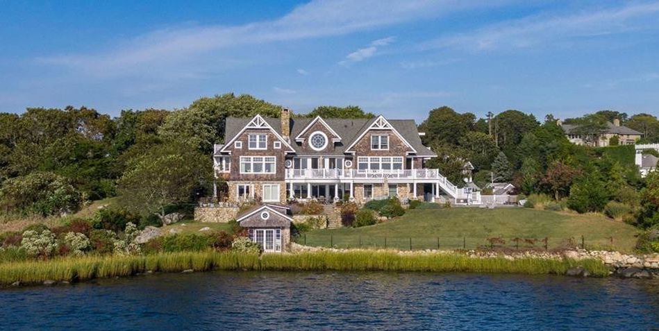 Watch Hill Cove Summer Retreat Sells for $10.4M in Westerly, RI (PHOTOS)