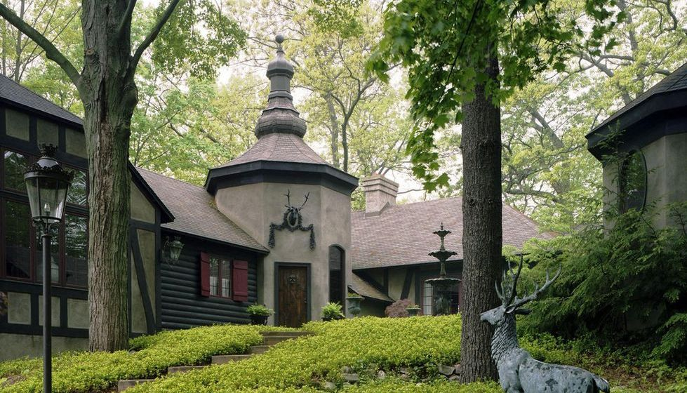 Kalamazoo River Tudor Revival in Saugatuck, MI Reduced to $2.2M (PHOTOS)