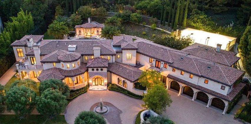 Sofia Vergara & Joe Manganiello Buy $26M Beverly Park Mansion (PHOTOS)