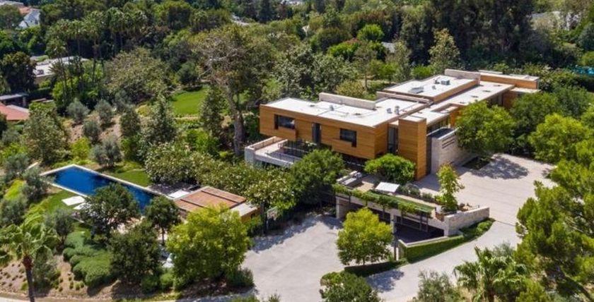 DreamWorks Founder David Geffen Buyer of $68M Beverly Hills Mansion (PHOTOS)