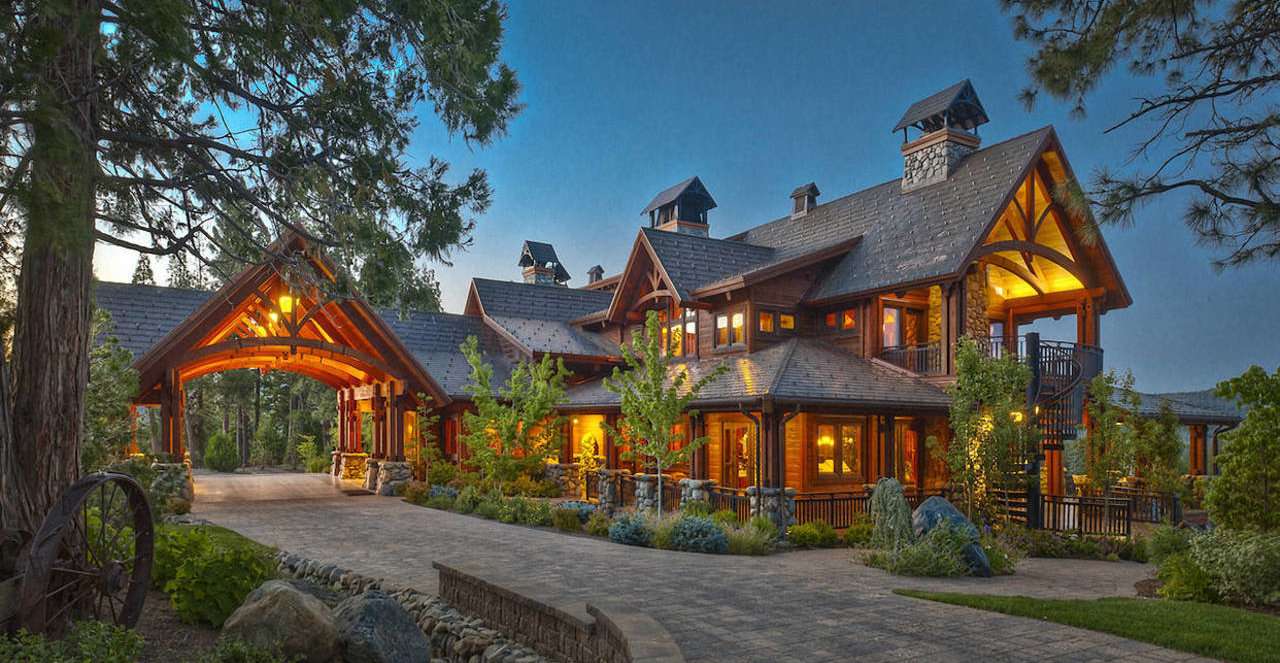 93 Acre Vacation Retreat in Clio, CA Reduced to $20M (PHOTOS)