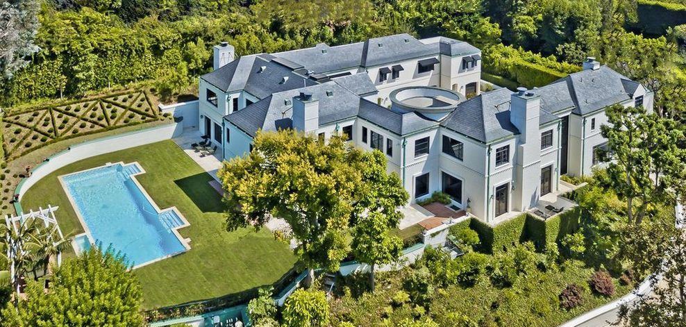 15,000 Sq. Ft. Manor Across from Bel Air Country Club Asks $63M (PHOTOS)