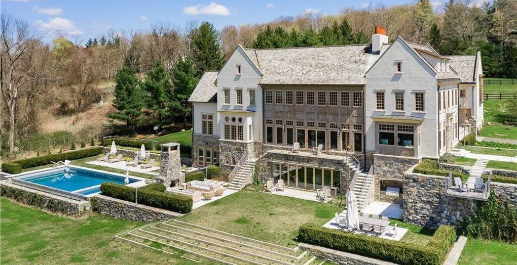 Connecticut's 47 Acre Maple Hill Farm Asks $19M (PHOTOS)