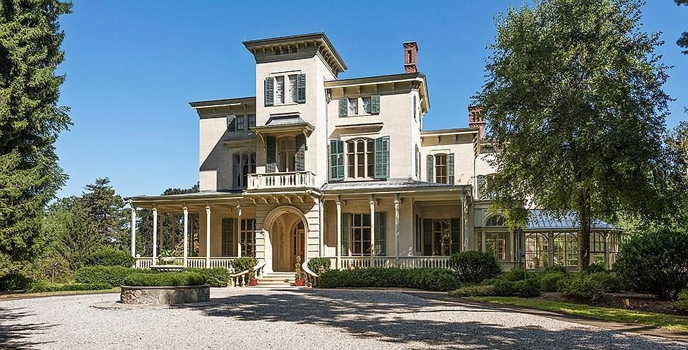 Historic 14,000 Sq. Ft. Villa Nuits in Irvington, NY Reduced to $8.25M (PHOTOS)
