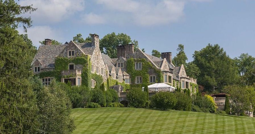 200 Acre Dutchess County Estate with 34,500 Sq. Ft. Migdale Castle Reduced to $14M (PHOTOS)