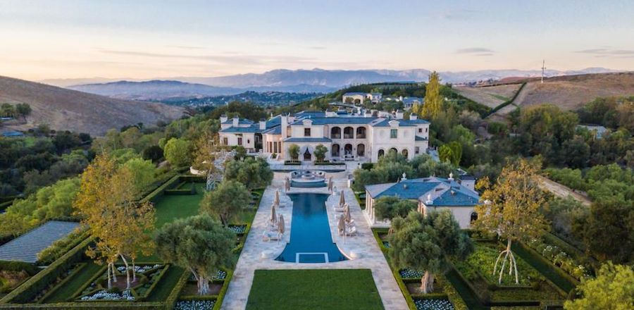 Billionaire Producer Thomas Tull's Westlake Village Compound Sells for $35M (PHOTOS)