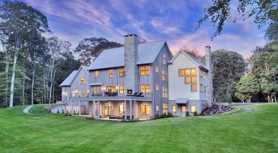 New Colonial Farmhouse in Westport, CT Sells for $3.6M (PHOTOS)